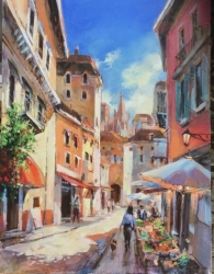 Brent-Heighton-Morning-Market-40x30-6900.00